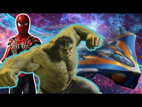 AVENGERS INFINITY WAR NEW FOOTAGE REVEALED