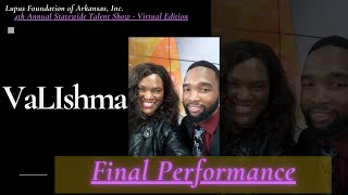 VaLIshma : Finals Performance  :  4th A.S.T.S  (Virtual Edition)