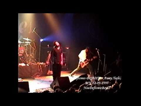 Deftones - BQAD + Teclo (Pj Harvey Cover) 13/15 Live @ First Avenue - Minneapolis, MN 12-09-1997 mp3