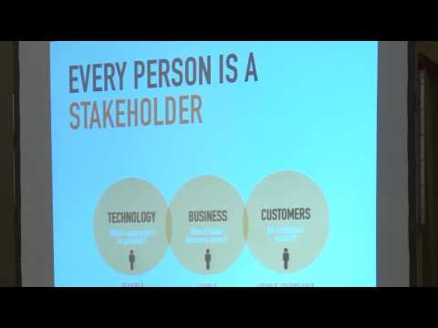 Agile Africa 2016 Talk: Agilising Product Design, it's not about the process, it's about people