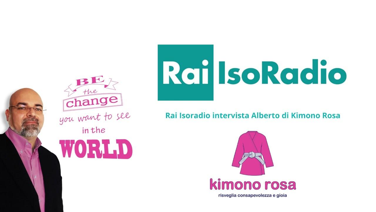 Radio Rai intervista Kimono Rosa