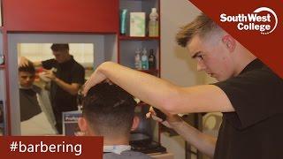 darragh coney nvq level 2 in barbering