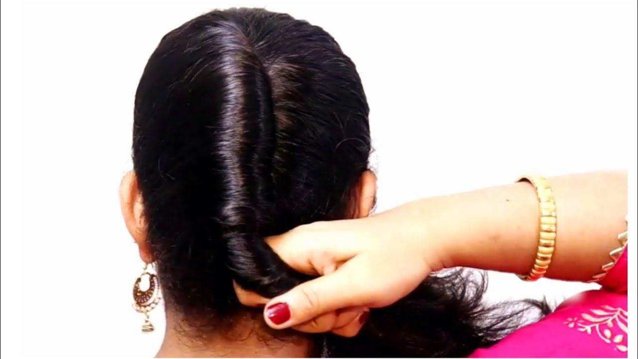 summer juda hairstyle for ladies || easy hairstyles || daily hairstyles | hair style girl |hairstyle