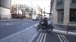 BMW vintage R50 R60 rue du Louvre 18 décembre 2017