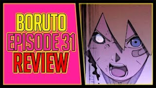 Boruto Episode 31 Review