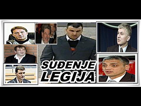 SUĐENJE-LEGIJA PRIČA O DUĆI,ČUMETU,BAGZIJU,ĐINĐIĆU,ČEDI. 2007