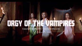 TERRORTRON - Orgy of the Vampires - Horrorsynth 2017