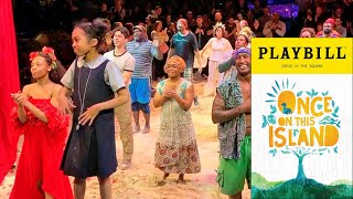 Once On This Island - Final Curtain Call - 1/6/19
