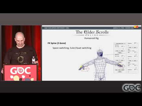 Tech Art in Tamriel: The Elder Scrolls Online's Character Tools and Pipeline