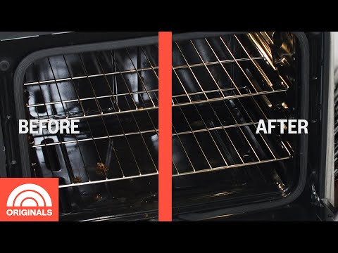 How To Clean Your Oven | TODAY