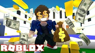 I WAS ULTRA RICH IN ROBLOX WITH 1 000 000 (Fortune Simulator)! I'M MILLIONAIRES