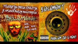5. element - Tolko tega ft. Slawc