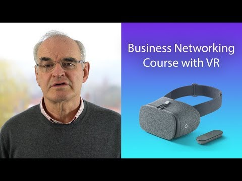 Business Networking Course with VR