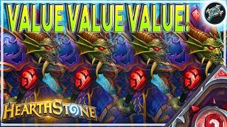 Hearthstone | MORE OPERATIVES PLEASE! | COMBO DRAGON PRIEST DECK TECH | GADGETZAN Furo