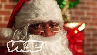 10 Questions You Always Wanted to Ask a Black Santa