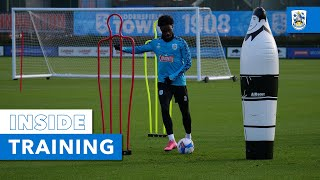 ⚽️ INSIDE TRAINING | First Team Prepare for Middlesbrough