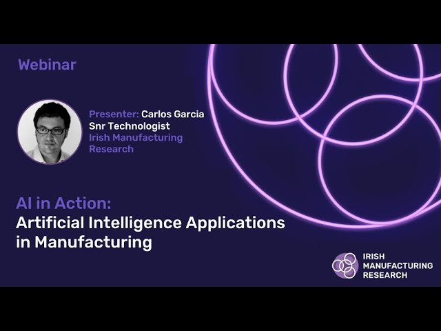 AI in Action: Applications of Artificial Intelligence in Manufacturing