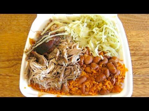 PUERTO RICAN OR DOMINICAN FOOD?