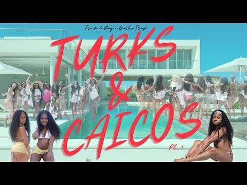 TURKS & CAICOS 2021 PT. 1 | #JAYWEEKEND | POOL PARTY | GRACE BEACH | TIKI BEACH BAR