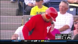 MLB: NYN AT WAS - March 26, 2015