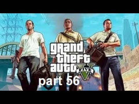 Grand Theft Auto V- Part 56- An American Welcome