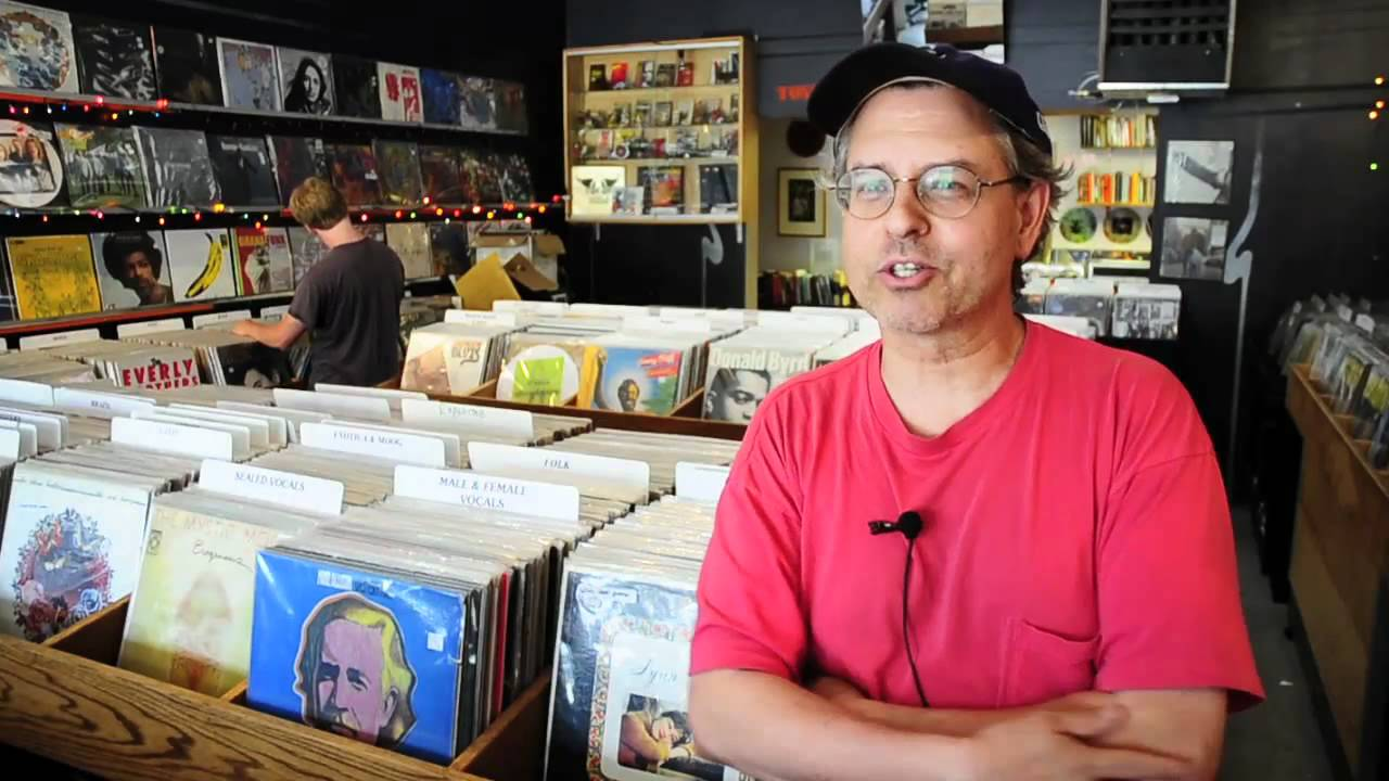 Absolute Vinyl Record Store