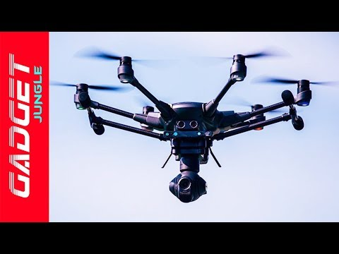 YUNEEC TYPHOON H Review - Best Drones For The Money 2019