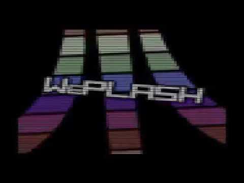 WePlash Atari 8bit Demo - SillyVenture 2017