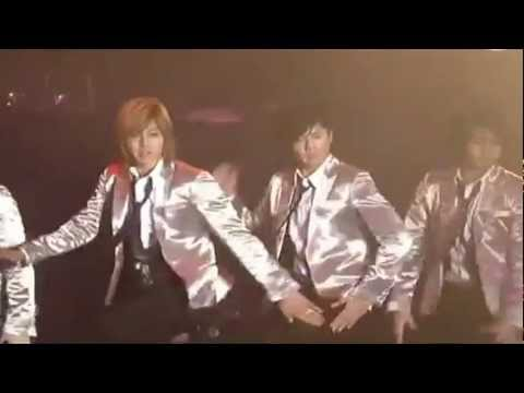 Music video SS501 - Passion