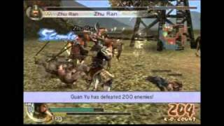 Guan Yu - Dynasty Warriors 5 Xtreme Legends - Chaos Mode