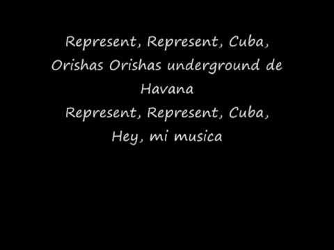 Represent Cuba Lyrics