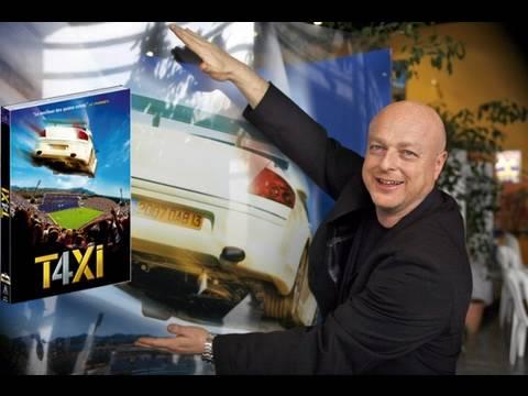 Pour sa sortie DVD, Gérard Krawczyk revient sur l'aventure Taxi 4
