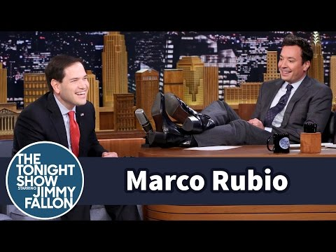 Marco Rubio Addresses His Boot Heel Controversy