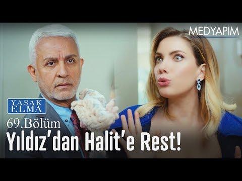 Yıldız'dan Halit'e rest! - Yasak Elma 69. Bölüm