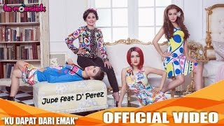 Video Jupe Feat D'Perez - Ku Dapat Dari Emak (Official Video Music) download MP3, 3GP, MP4, WEBM, AVI, FLV Oktober 2019