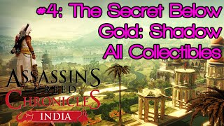 Assassin's Creed Chronicles: India - Mission 4 Walkthrough: Speed Runner + Shards/Collectibles