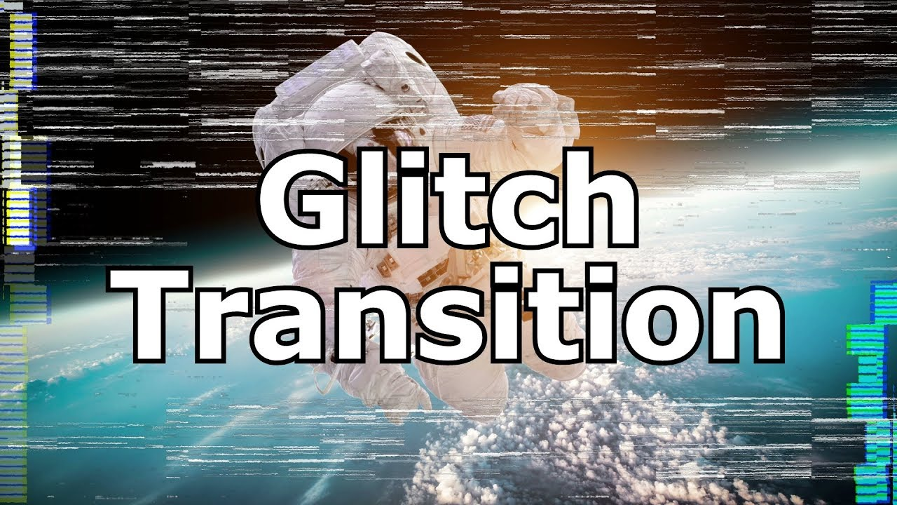 Glitch Transition Vegas Pro (All versions)