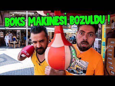 Trabzon VS Sivas; Boks Makinesinde En Güçlü Şehiri Seçiyoruz; Memleketin İçin Vur!