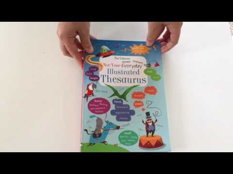 Illustrated Dictionary & Thesaurus