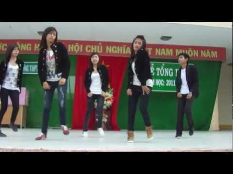 Lovey dovey - Tổng kết 2012  - THPT Ngô Gia Tự.MP4