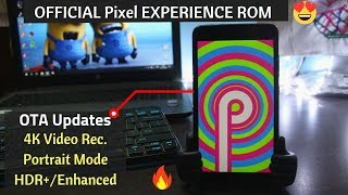 Download Installing Pixel Experience Go Edition Custom Rom