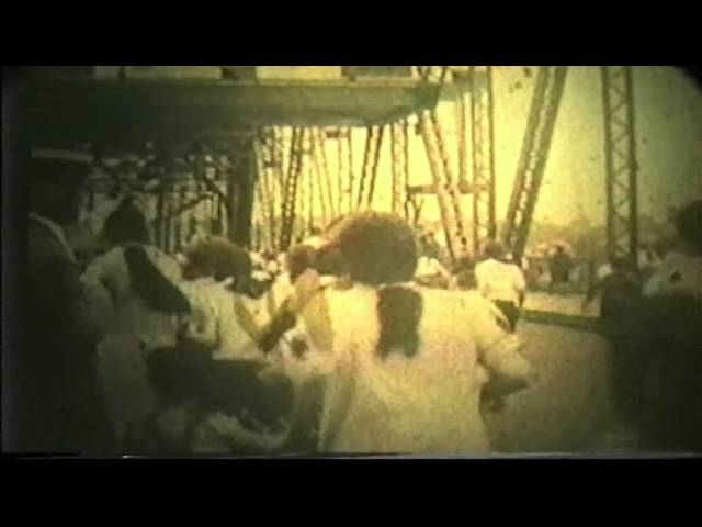 1923 Memorial Bridge Ribbon Cutting Travel Video