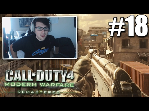 RED HOUSE vs TRASH TALKERS!  Red House GBs #18 Call of Duty: Modern Warfare Remastered