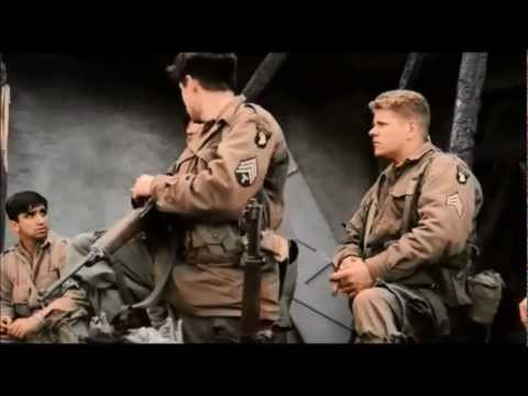 Band of Brothers E09 Why We Fight - Beethoven Cisz-moll vonósnégyes Op. 131 planos secuencia en series