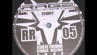 Static Tremor - Sci-Fi