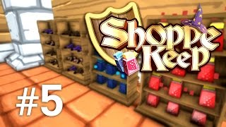 Shoppe Keep | Max si magazinul pentru razboinici | Episodul 5