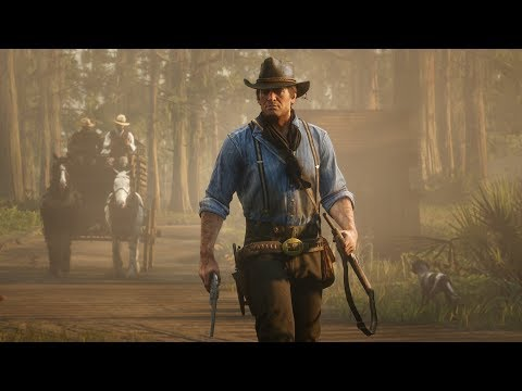 RED DEAD REDEMPTION 2 - Offizieller Auszeichnungs-Trailer (Deutsch) Xbox One thumbnail