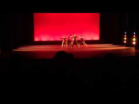 """West Valley College Dance Carnaval 2014 """"The World's End"""""""