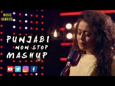 Punjabi Remix Mashup Song 2018   Nonstop Party DJ Mix    Punjabi Bhangra Songs 2018