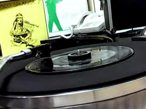DJ SPRANGA - MY 45 COLLECTION n3